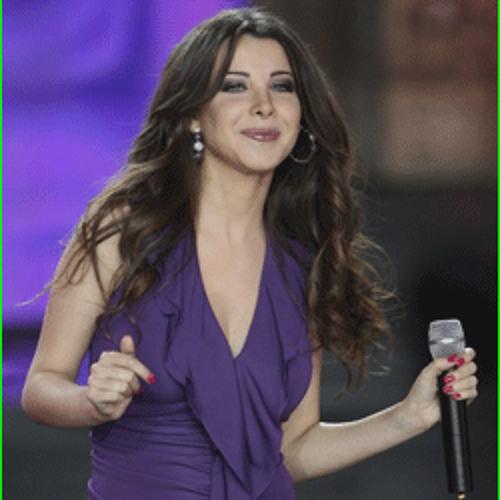 Nancy Ajrem - Meen Ghayri Ana - We Sahra Ta7la ®