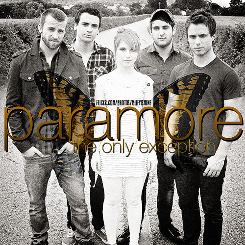 The Only Exception - Paramore (cover) by @Meyriskaaa