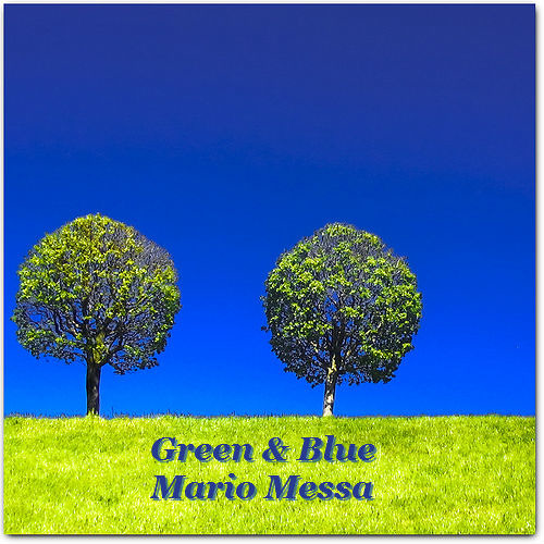 Green & Blue - Mario Messa