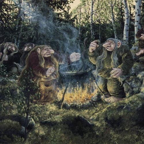 Trollmors Voggesang