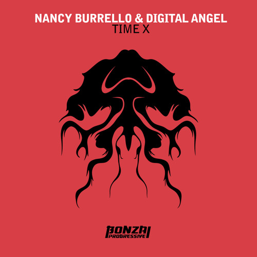 Nancy Burrello & Digital Angel - Time X (Matteo Monero Remix)