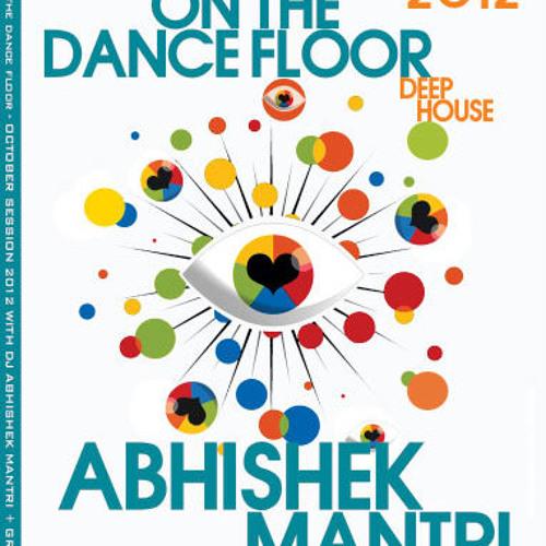 """Rabbits on the dancefloor"" October 2012 Session DJ Abhishek Mantri N Groove Trixx"