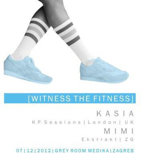Underpressure - Witness The Fitness - Zagreb
