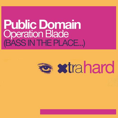 Public Domain - Operation Blade (Fabrique Bootleg) *DL is in description*