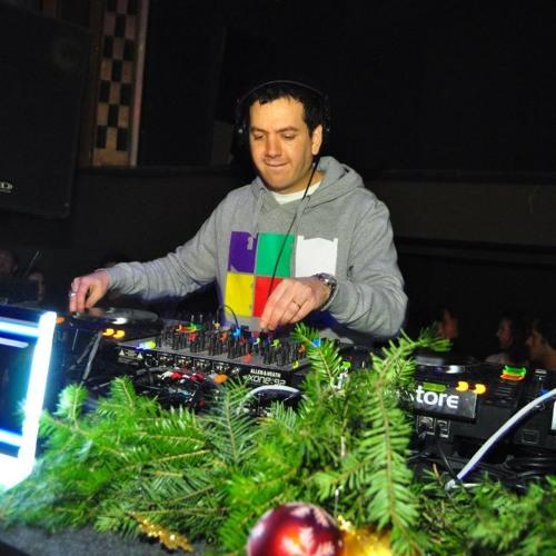 Phil Weeks @ Kristal Club - Bucharest (29.12.2012)