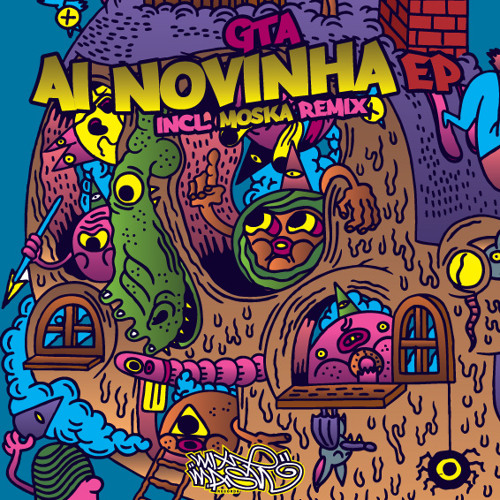 GTA - Ai Novinha (Moska Remix)