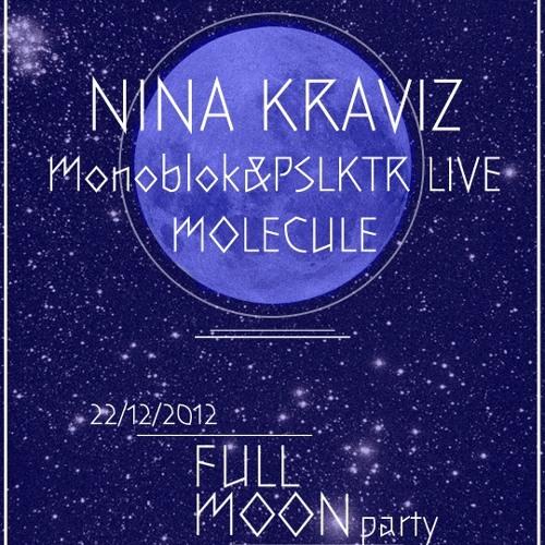 Monoblok & PSLKTR Live @ Social Club Paris 22/12/2012