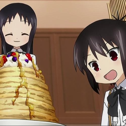 わたしはやまもりパンケーキ!