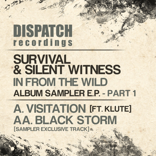 Survival, Silent Witness & Klute - Visitation [In from the Wild sampler] - Dispatch (CLIP) OUT NOW