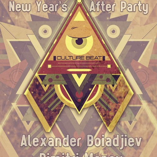 Dimitri Monev@Culture Beat - NYE After-hours