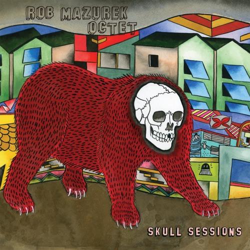 "Rob Mazurek Octet, ""Galactic Ice Skeleton"" [excerpt] from 'Skull Sessions' (Cuneiform Records)"