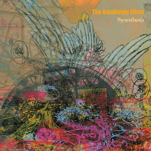 "The Kandinsky Effect, ""Johnny Utah"" from 'Synesthesia' (Cuneiform Records)"