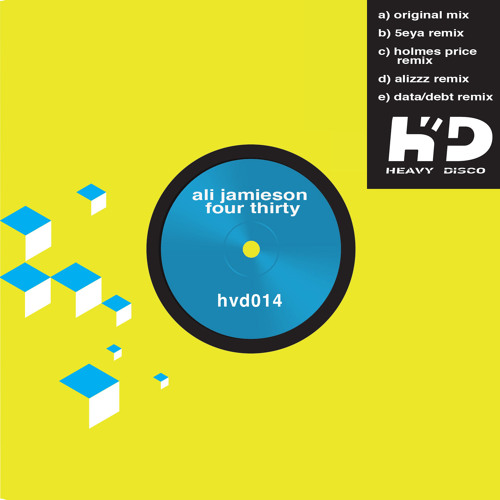Ali Jamieson - Four Thirty (Holmes Price Remix)