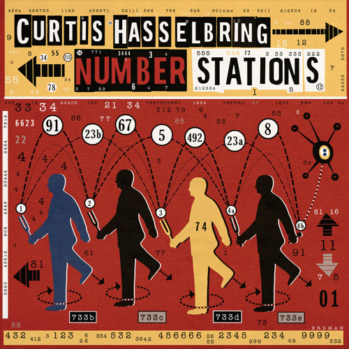 "Curtis Hasselbring, ""Green Dress, Maryland Welcome Center, 95 NB"" from 'Number Stations' (Cuneiform)"