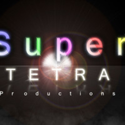 Supertetra - Green and Blue