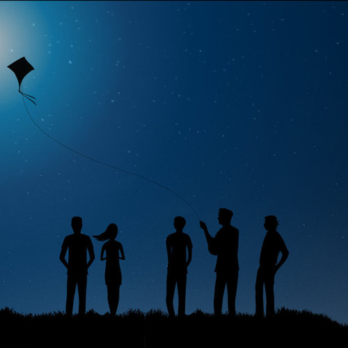 Obvious Hint - Night-Time Kite Flying