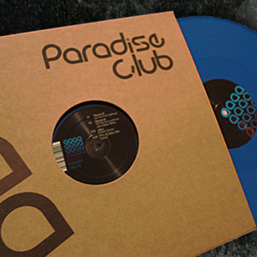 'Butterfly Stitched' (Paradise Club)