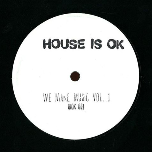 """JANIS - Mind Made Up (128k Snippet) / Released by House Is OK in late 2012 / 12"""" vinyl and digital"""