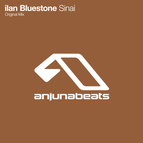 Ilan Bluestone - Sinai [RECORD OF THE WEEK #ABGT009]