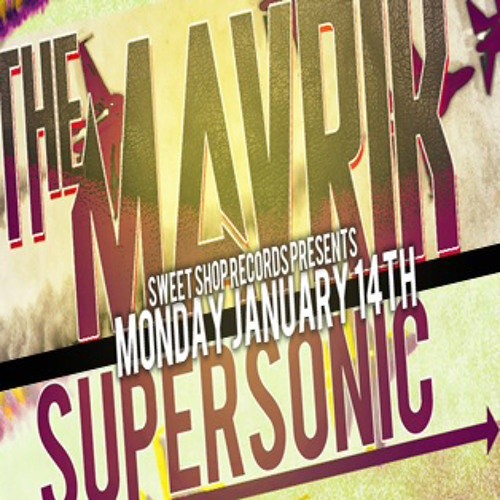 The Mavrik- Droppin' it Phat & Supersonic [Teaser's]