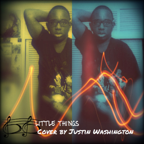 Covers: Little Things by Justin Washington