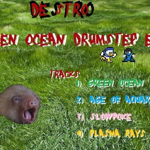 Destro - SlowPoke [FREE DOWNLOAD] [GREEN OCEAN EP 03]