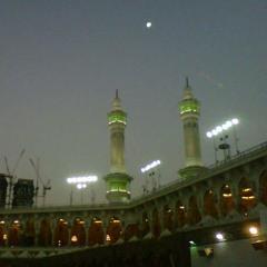 FAJR Athan at Makkah-holy mosque
