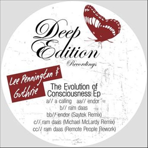 Pennington & Guthrie Endor Deep Edition Recordings