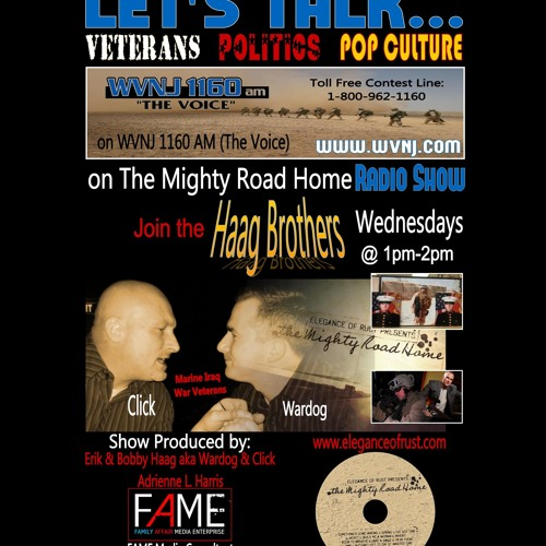THE MIGHTY ROAD HOME 12-26-12