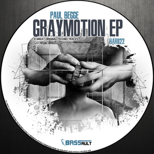 PBAR022 // Paul Begge - Gray Motion Around (Paul Begge Syncope Edit)