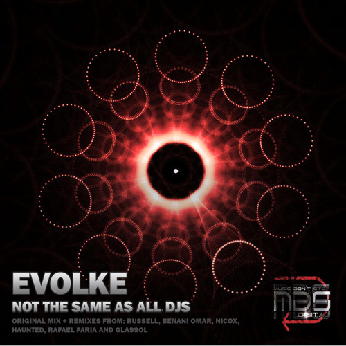 MDS026 Evolke Not The Same As All Djs Nicox Remix