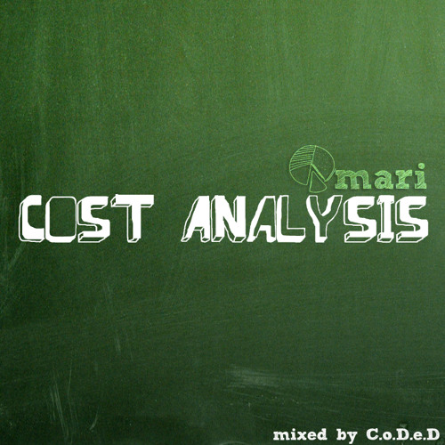 Cost Analysis (mixed by C.o.D.e.D) - Mr. Nice Watch Cover.