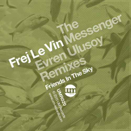 Frej Le Vin - Are We Alone (Evren Ulusoy's Late Nite High NRG Dub)