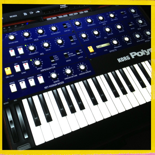 Pump (Korg iPolysix)