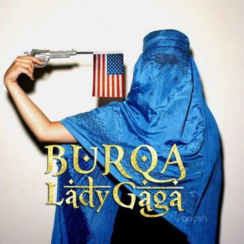 Lady Gaga - Burqa - Teaser Song