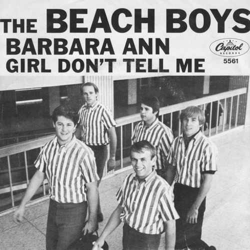 Barbara Ann (Beach Boys Cover) (2013)