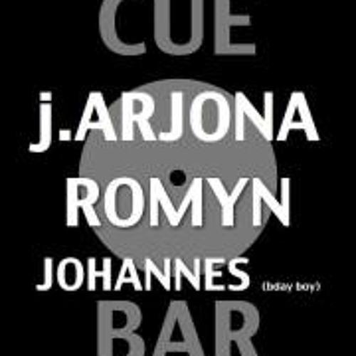 J.Arjona @ CUE Bar (Amsterdam), Cut 1