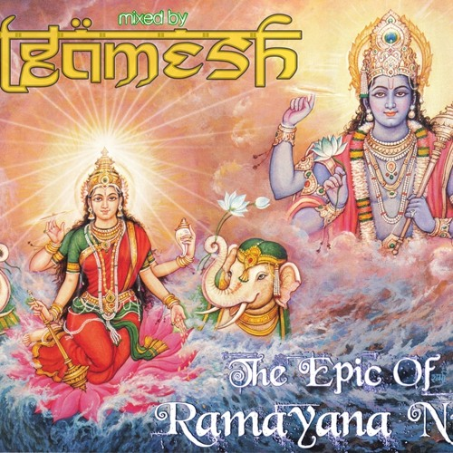 Giilgämesh - The Epic Of Ramayana Nitzho (Sita Records) 2013