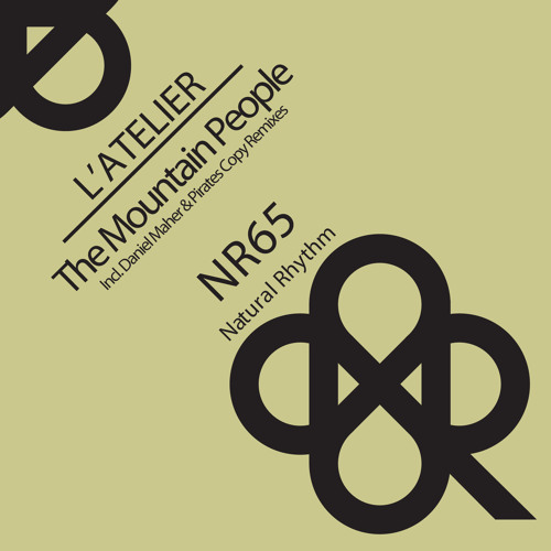 L'Atelier - The Mountain People (Maher Daniel Remix) (Natural Rhythm)