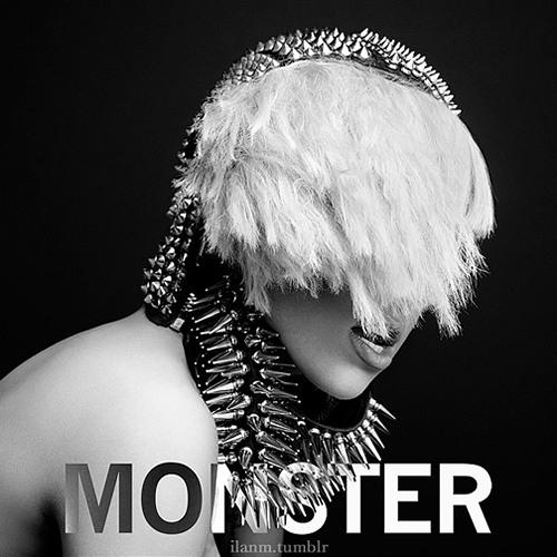 Monster (Stems Mix) - Lady Gaga