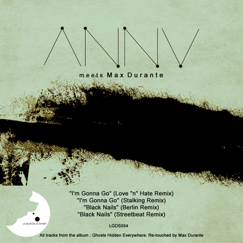 AnnV meets Max Durante -  I'm Gonna Go Remix & Black Nails Remix - Le Galassie Di Seyfert   054