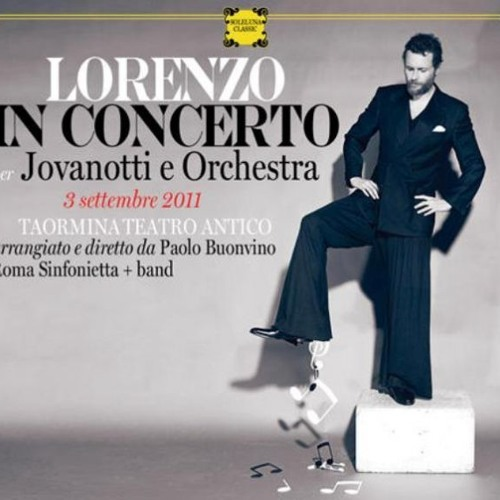 Stella cometa (Live in Taormina, 2011) arranged and conducted by Paolo Buonvino