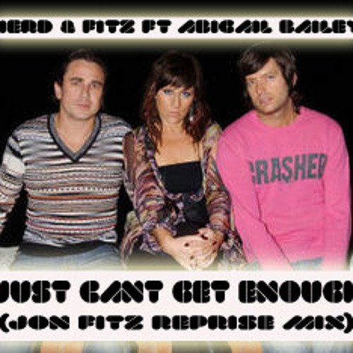 """Herd & Fitz """"I Just cant get enough"""" (Jon Fitz Reprise mix)"""