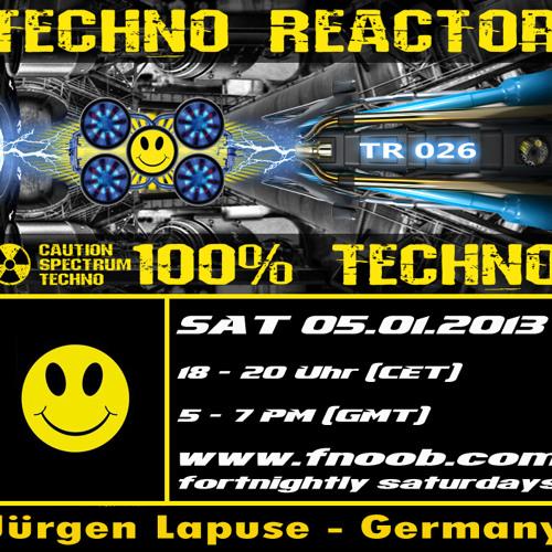 05-01-2013-Juergen-Lapuse-JL-TR-026-Techno-Reactor