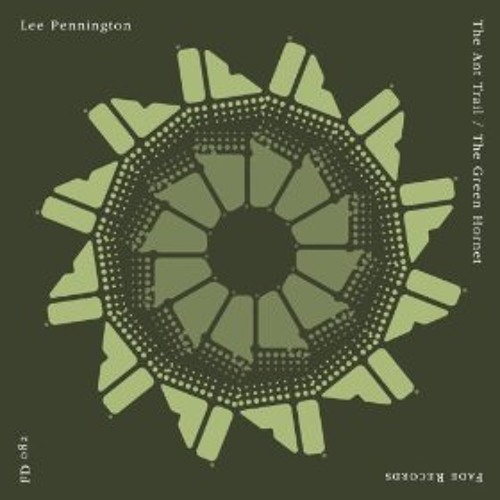 Lee Pennington The Green Hornet Fade Recordings-01