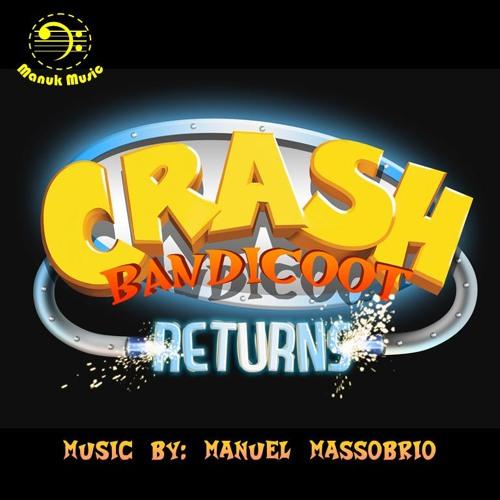 Crash Bandicoot Returns - Jungle Inspiration