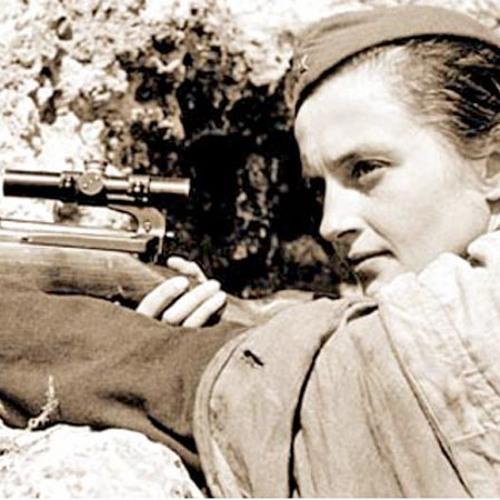 Miss Pavlichenko
