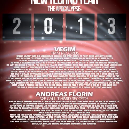 VEGIM @ CITY DANCE LUXEMBURG NEW YEAR 2013