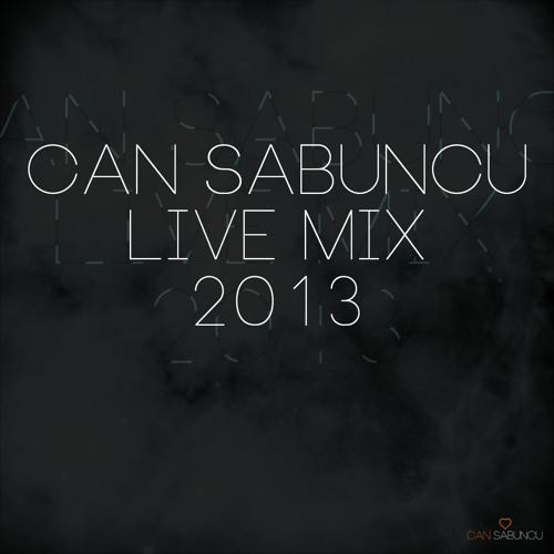 """Can Sabuncu's Livemix """"2013"""""""