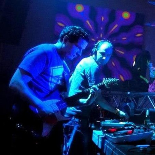 Native Engine LIVE - Bleep - Automatic Dancer RMX (Guitar Live Version 2012)